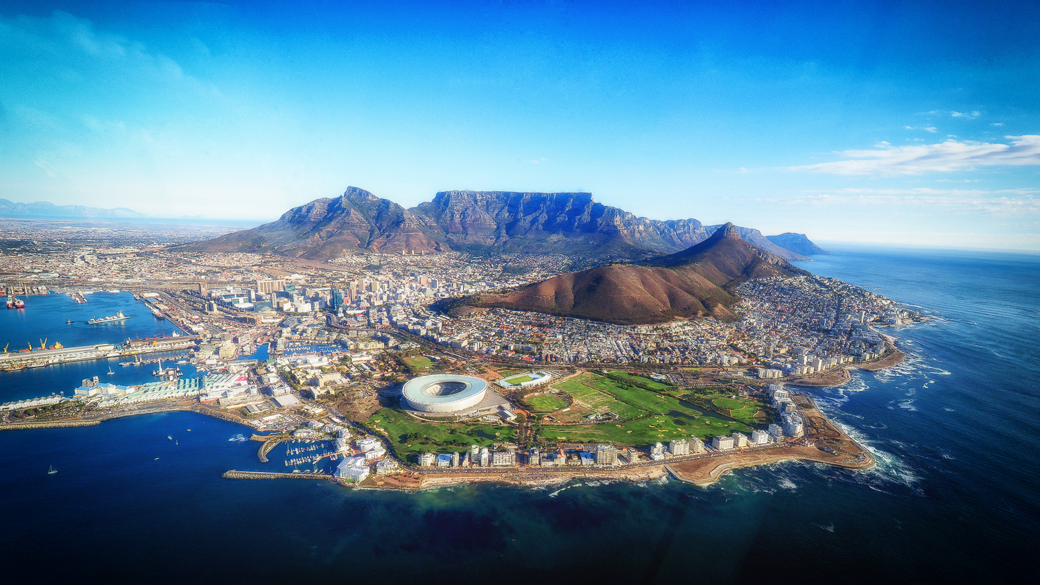 Cape Town and environs
